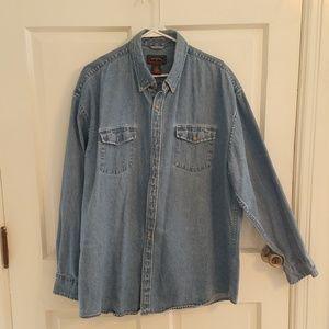 Saddlebred Denim shirt